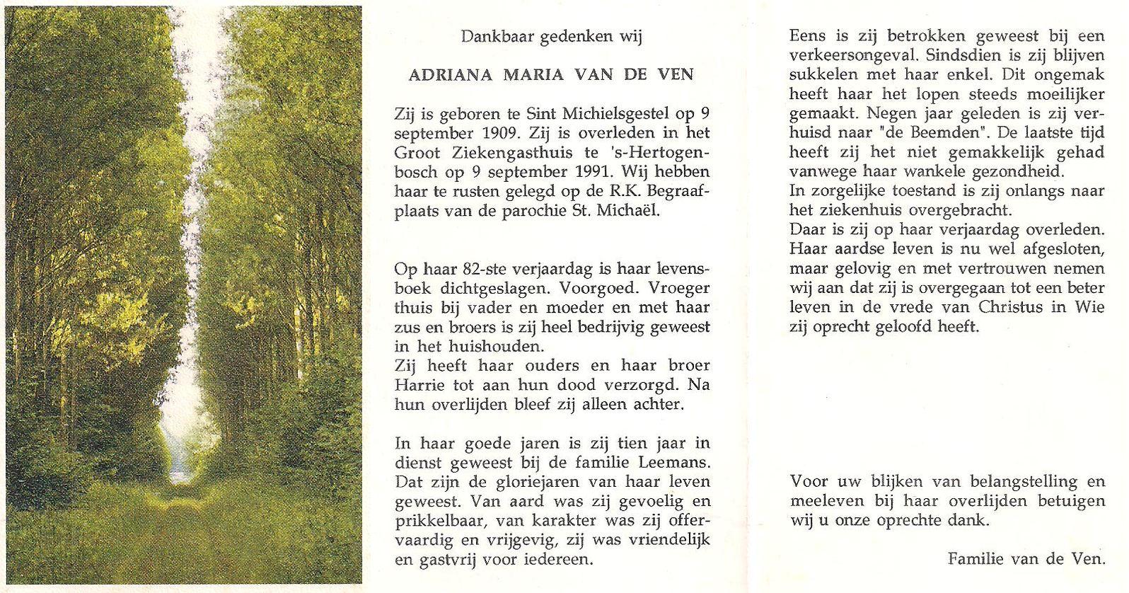 Ven_Adriana_M_van_de_sint-michielsgestel_1909_den_bosch_1991_.jpg
