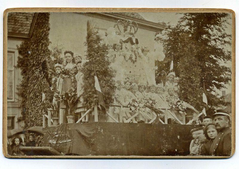 ca1901 Heilige Kindsheid processie (5-7)