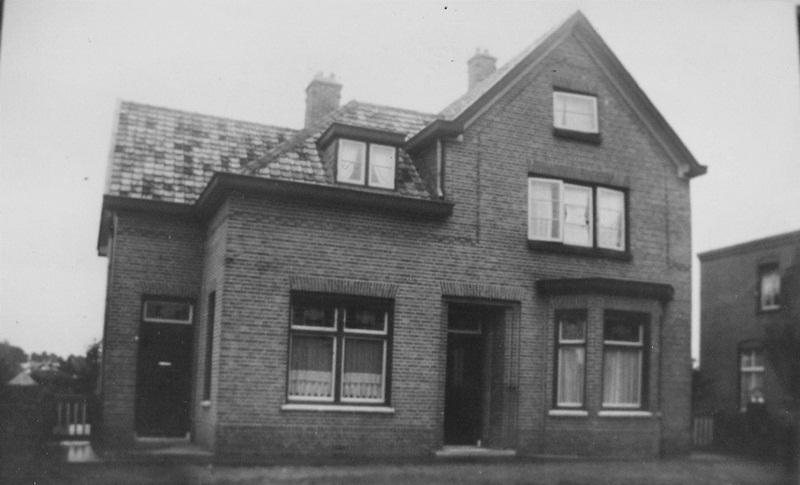 ca1960 Nieuwstraat, tegenover van Engelen