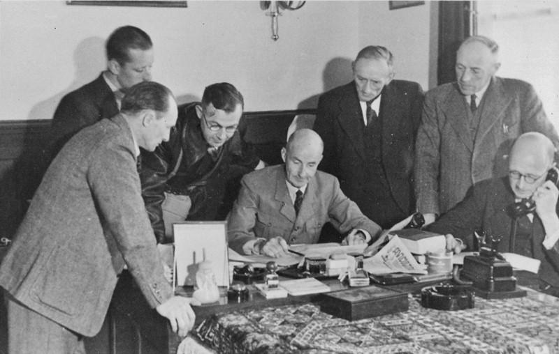 ca1940 Lucht Beschermings Organisatie