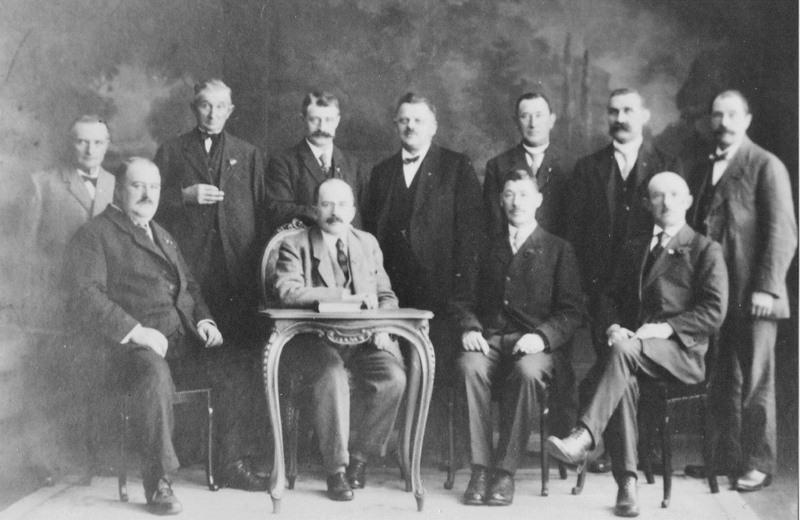 1925 Comité Koninginnedag