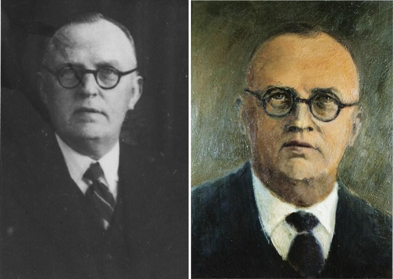ca1940 Jan Minkels, 1887-1946