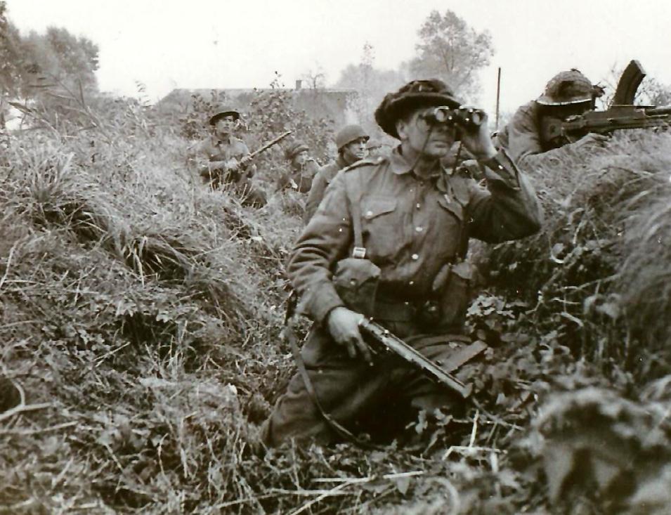 23 oktober 1944, 51 Highland Division