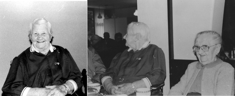 ca1980 Jaan Schuurmans en Mw A Verhagen