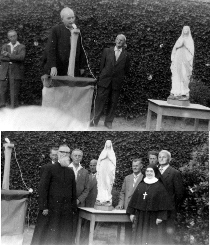 ca1950 Feest op Herlaar