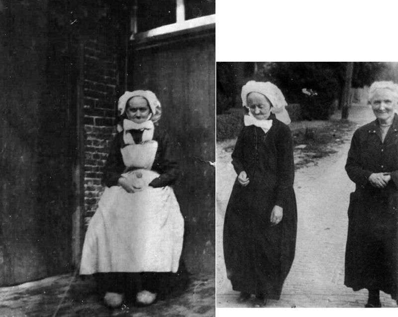 ca1930 Marie van Oploo van Boxtel mutsenmaaktster en – wasster