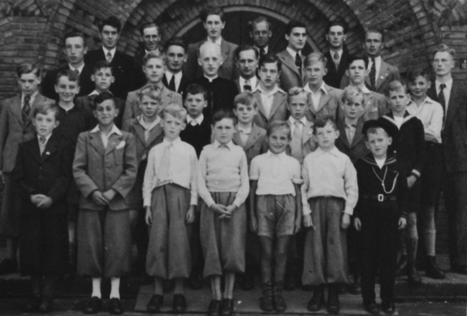 1947, Misdienaars, Michaelkerk