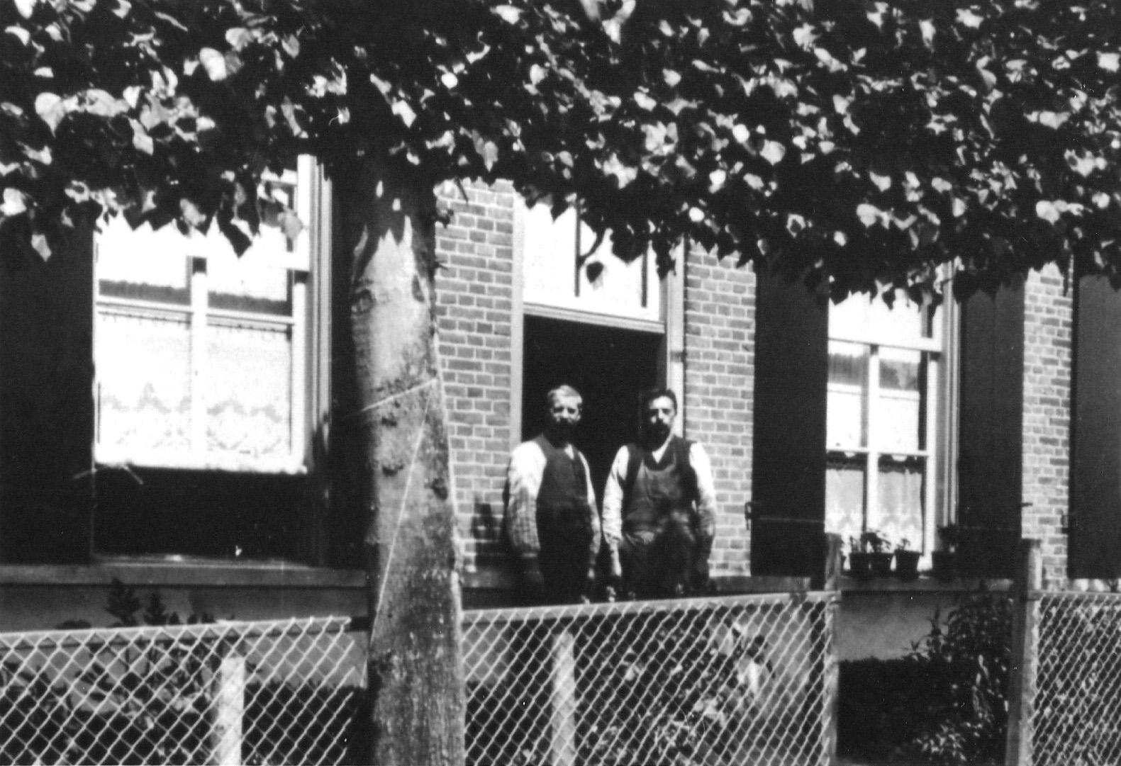 ca1960 Gebroeders van de Besselaar, Theerestraat
