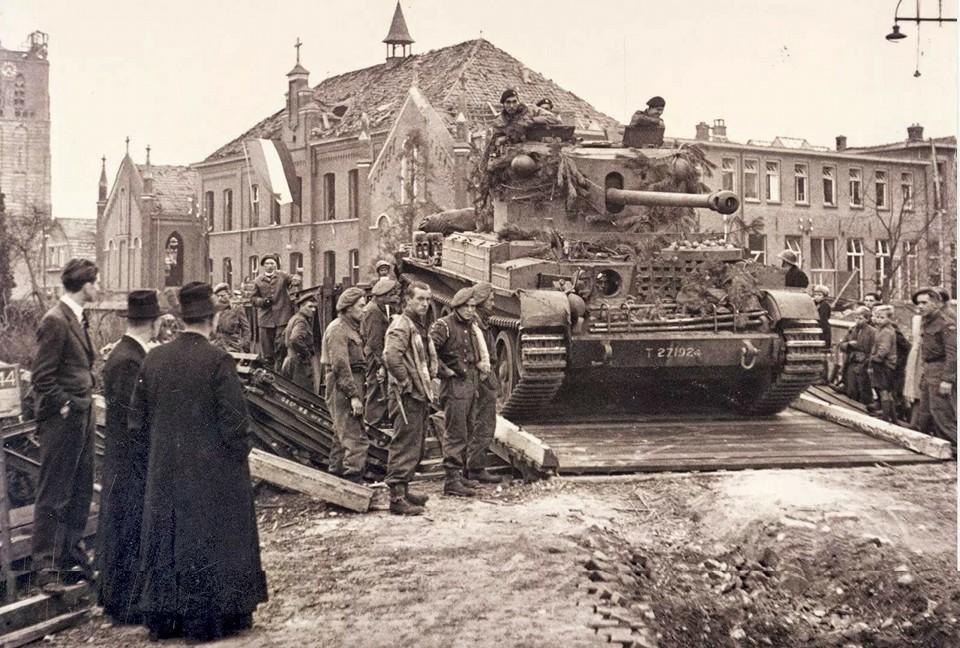 oktober 1944; de 51 Highland Division