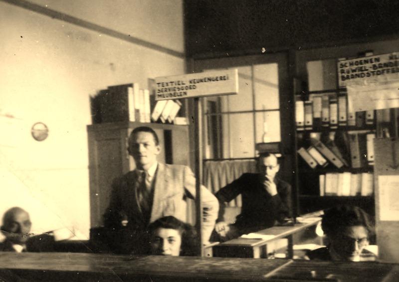 ca1943 Distributiekantoor (bonnen)