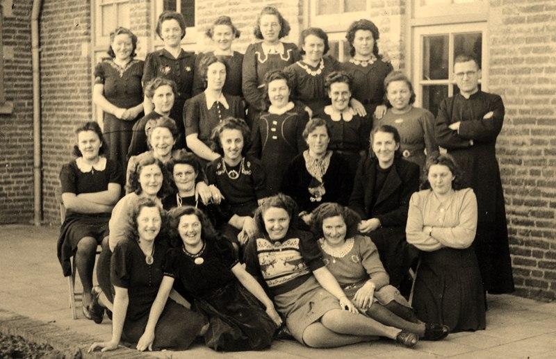 1943, 16 t/m 18 februari; Cursus voor het volle leven.