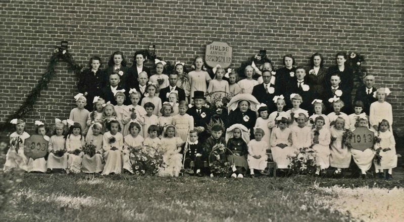 1943 Hulde aan het Bruidspaar 1893 X 1943