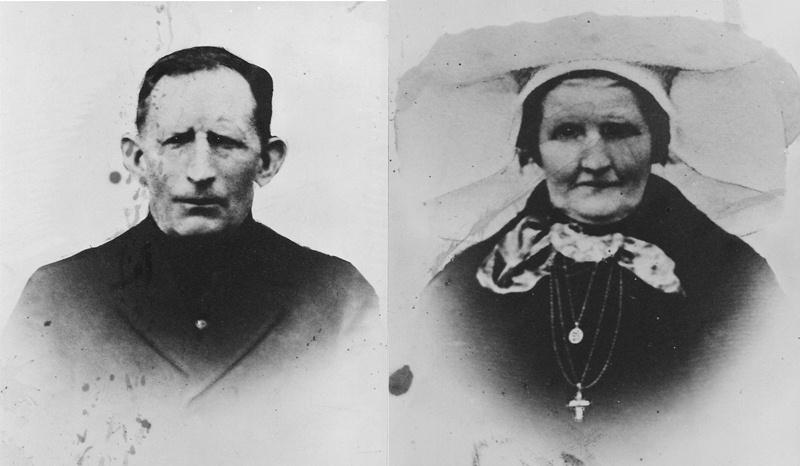 ca1910 Marinus Groenendaal ghm Hanna Dobbelsteen geb 1863