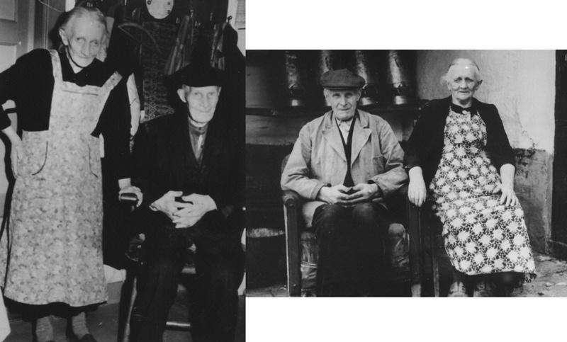 ca1960 Theodorus Olyslagers en Joant va de Westelaken