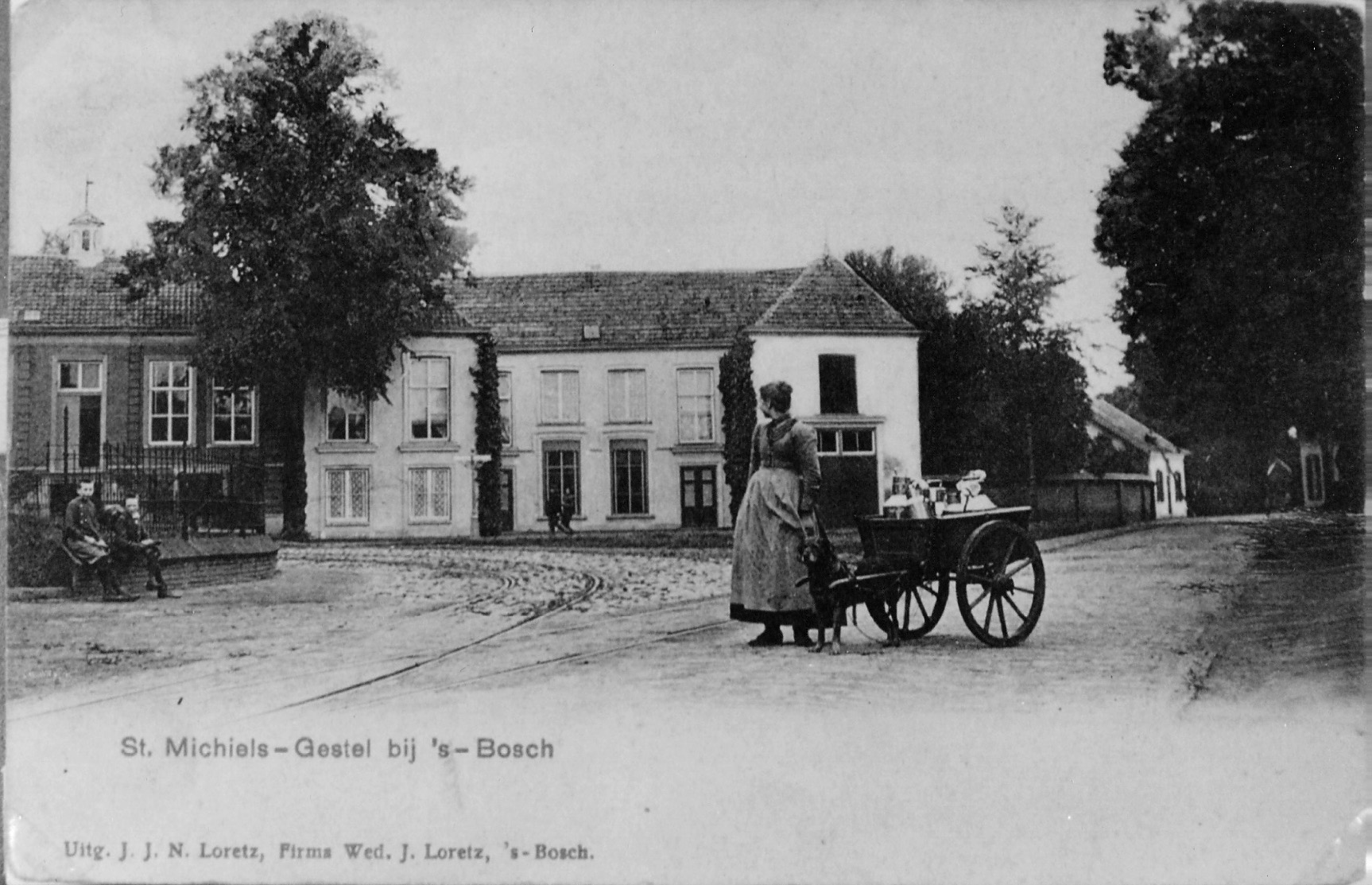 ca1910 Sint Michielsgestel bij 's Bosch, ut turp