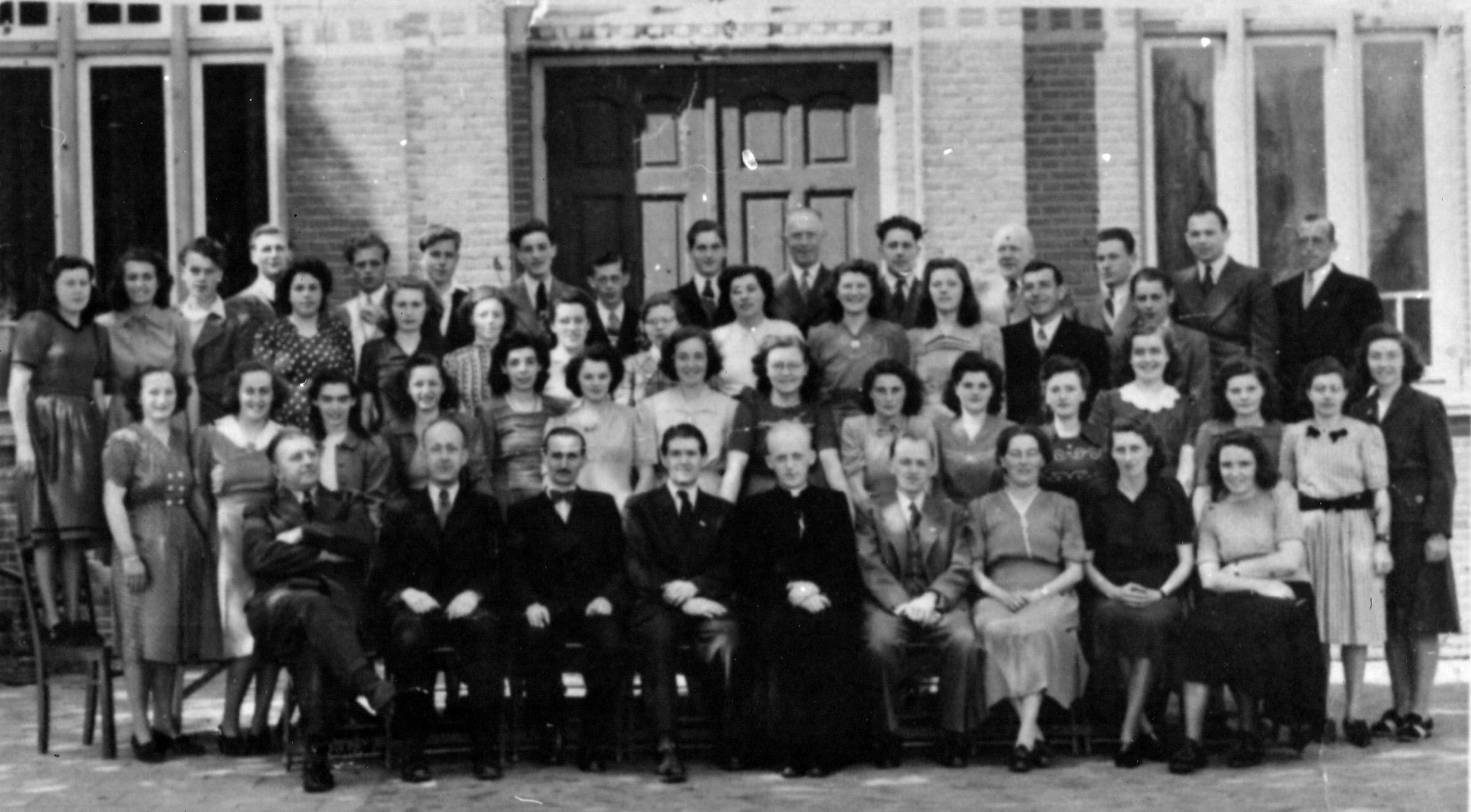 ca1950 Gemengd koor,