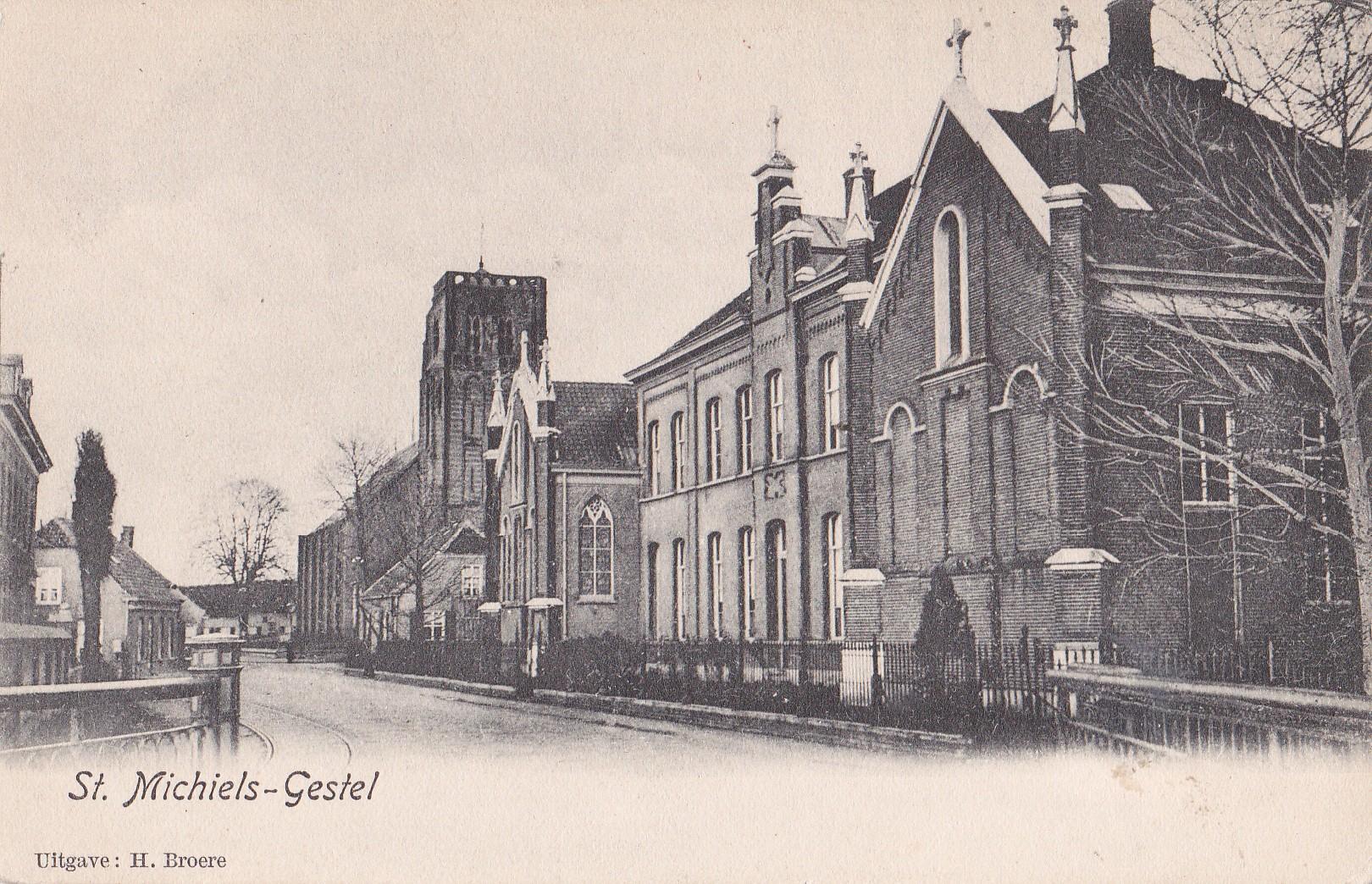 voor1930 Adrianus klooster
