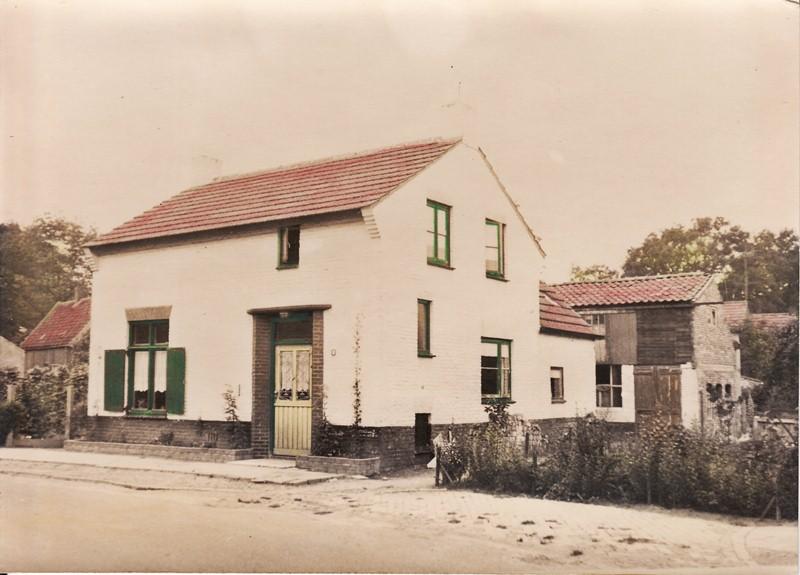 ca1960 Gildestraat (achter/naast Thijs Braam)