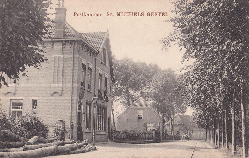 ca1930 Postkantoor Sint-Michielsgestel