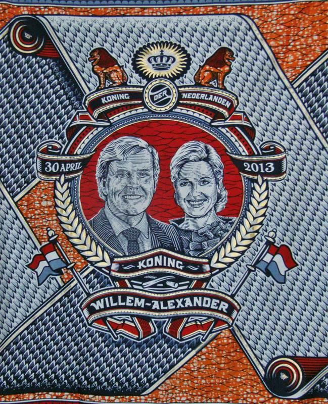 Willem Alexander 30 april 2013 Koning der Nederlanden