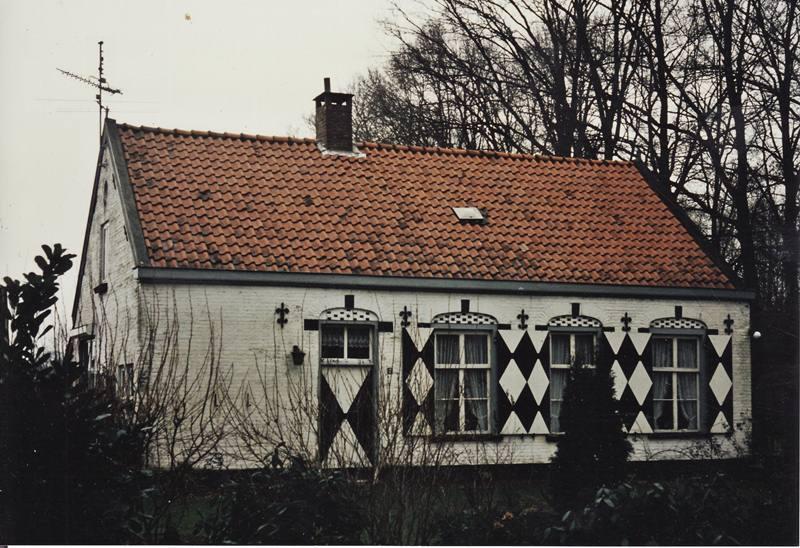 ca1960 Huis op  Zegenwerp