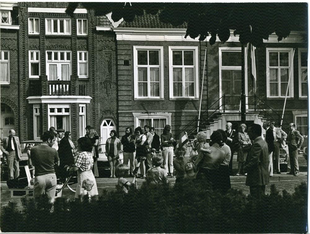 1970, 5 mei. Bevrijdingsdag. Defilé