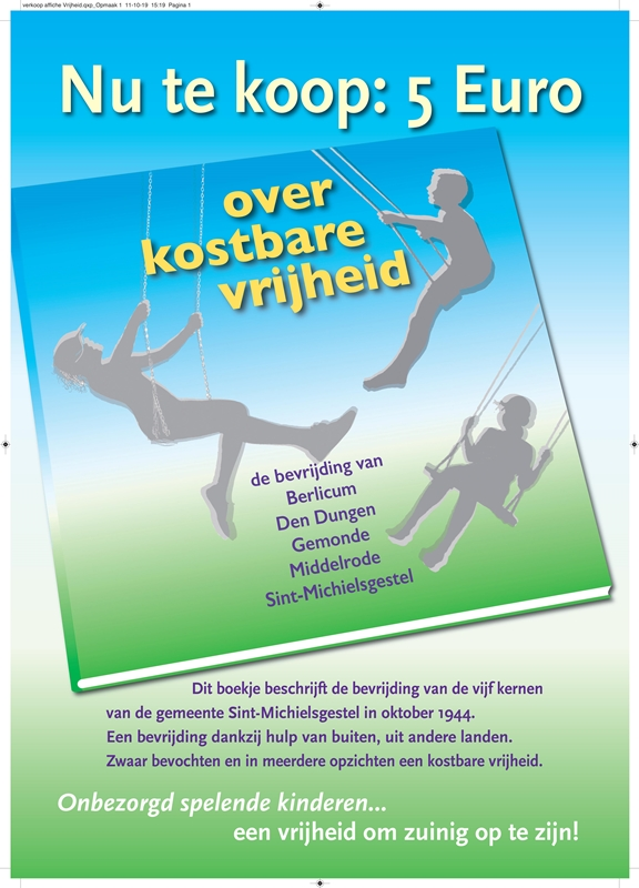 over kostbare vrijheid